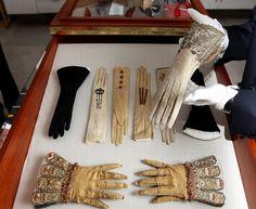 Selfridges showcase Queen Elizabeth's royal gloves collection