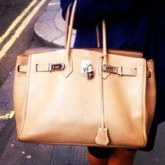 #HandbagSpy Hermes Birkin bag