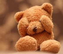 I love, love, love teddy bears! <3