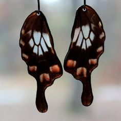 ISMS Etsy - Real Butterfly Wing Jewelry