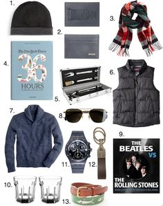 Minor Obsessions: Gifts For Him