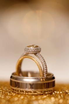 Gorgeous gold wedding rings at a classic, playful wedding. Keywords: #goldweddings #goldweddingrings #inspirationandideasforgoldweddingplanning #jevel #jevelweddingplanning Follow Us: www.jevelweddingplanning.com www.pinterest.com/jevelwedding/ www.facebook.com/jevelweddingplanning/ https://plus.google.com/u/0/105109573846210973606/ www.twitter.com/jevelwedding/
