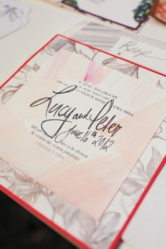 National Stationery Show 2012: Envelopments  Photo Credit: Oh So Beautiful Paper
