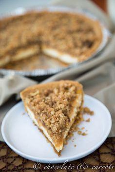 Pumpkin Streusel Cheesecake
