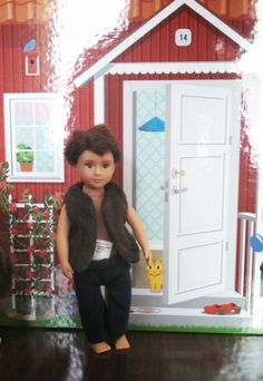The AG Minis of SNICKERDOODLE STREET: *Reader Photos* + REVIEW - IKEA Spexa Doll House