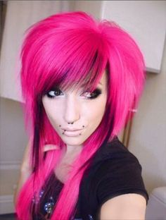 Emo Hairstyles for Long Hair