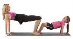 kristin mcgee yoga bridge pose