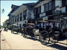 experienced the Heritage Village in Vigan which contains the largest concentration of ancestral homes and colonial-era architecture.