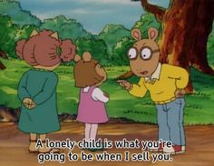 25 Times You Really Connected With Arthur