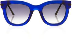 Thierry Lasry Sexxxy Sunglasses - Blue/Gold - 384