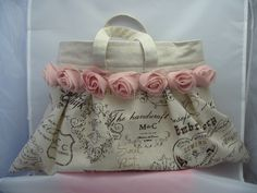 Victorian Shabby Chic Roses