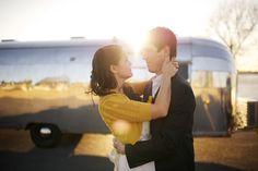 » An Airstream Wedding…