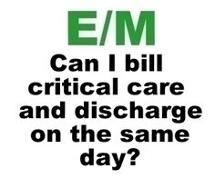 The short answer is no.  See the explanation... short answer, financ report, hospit humor, medic advic, cpt code, medic code