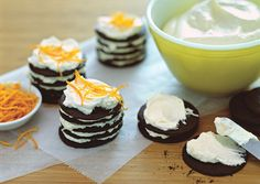 25 Days of Cookies for Your Holiday Baking: Day 3, Chocolate-Orange Cookie Stacks - Bon Appétit