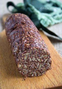 Chocolate Salami on http://palachinkablog.com