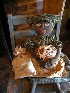 Handmade by Robbins Nest Primitives in Goodview, VA