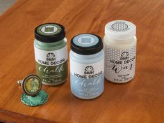 Everyone isbuzzzzing about FolkArt Home Decor Chalk paint! It is such an awesome product