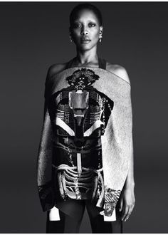 Erykah Badu Fronts Givenchy's New Campaign