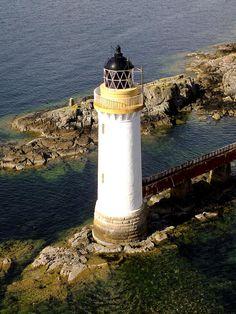 ✯ Eilean Ban Lighthouse - Island of Skye
