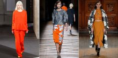 Fall 2014 Fashion Trend: Orange
