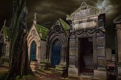 Pere Lachaise, my favorite cemetery I've ever been to. Photo by Darren Mahuron.