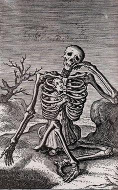 Hermann Hugo, Pia Desideria, 1659 edition.