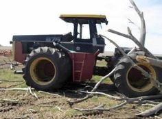 Versatile 876 tractor salvaged for used parts. Call 877-530-4430. We buy salvage farm equipment. 7 salvage yards in the Midwest. http://www.TractorPartsASAP.com