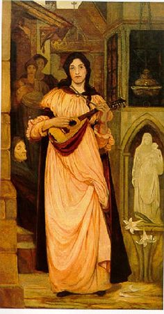 Kate Elizabeth Bunce (1890), The Minstrel