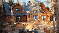 log cabin interiors - Bing Images
