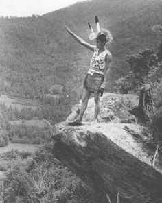Tsuwe'nähï: A Cherokee Legend Of Pilot Knob - Appalachian History