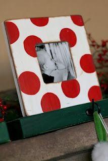 Photo Frame Stocking Holders