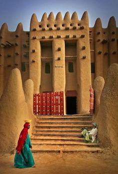 Tumbutu (Timbuctu), Mali, Africa