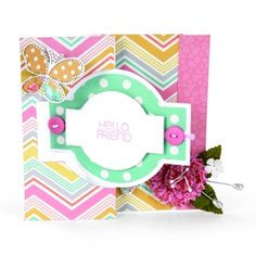 ornate flip it 2 card