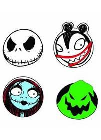 Nightmare Before Christmas Clip Art