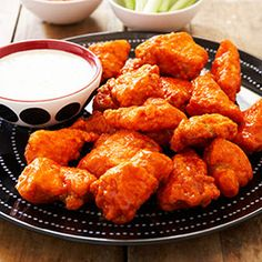 Buffalo Wings - America's Test Kitchen