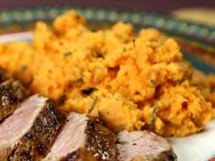 Try this recipe for Brown Butter Sweet Mashed Potatoes from Kimberly's Simply Southern featured on GAC!