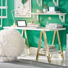 Customize-It Simple A-Frame Desk #pbteen