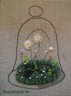 Cloche de jardin d'après Kazuko Aoki