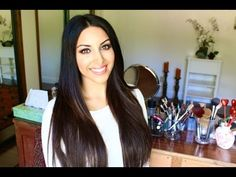 How To: Clip In & Blend Hair Extensions (esp. for short hair) - YouTube