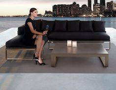 Flat Sofa by Mario Ruiz for Gandia Blasco