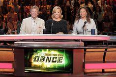 #DebbieAllen guest judges the Top 10 dancers on #SYTYCD