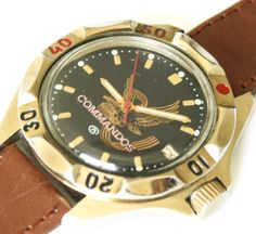 Soviet military watches are badass. man watch, militari watch, soviet militari