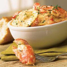 #Maine #Lobster Ravioli.
