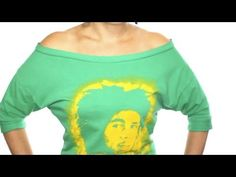 DIY Dolman Tee out of an Old T-Shirt, ThreadBanger How-to