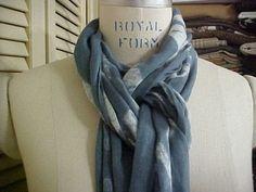 tie dye, fashion scarves, tie a scarf