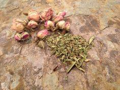Sweet Roses Hair Tea (stevia for itchy scalp)
