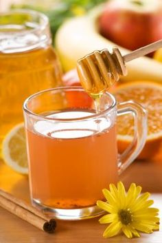 cinnamon and honey drink