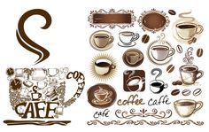 graphic design, logo, theme vector, coffe shop, coffee theme, coffee cafe, coffee cups, coffe theme, coffe addict