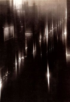 Drizzle on 14th Street  Steichen 1925