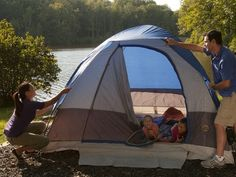 6 reasons to take your kids camping this summer {from Treehugger}